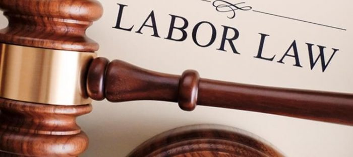 LABOUR LAW AND INDUSTRIAL RELATIONS
