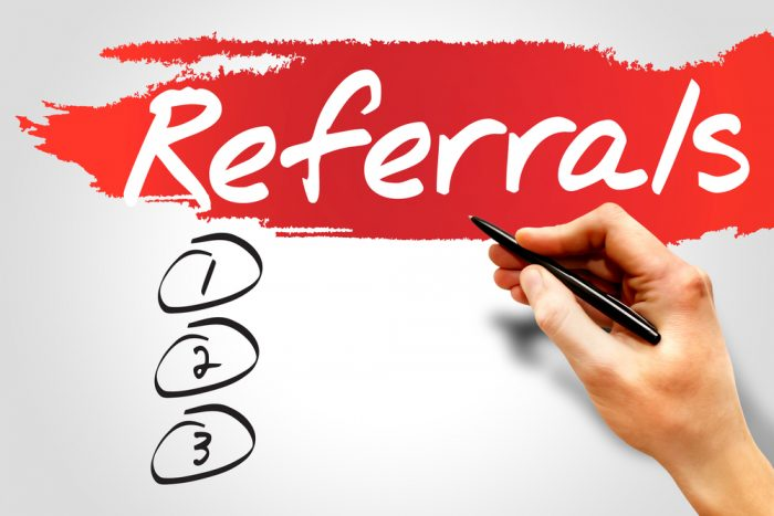 Best Practice of Referrals
