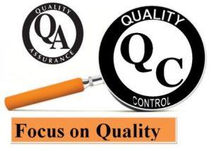 PELATIHANPROGRAM INSPEKSI QA dan QC