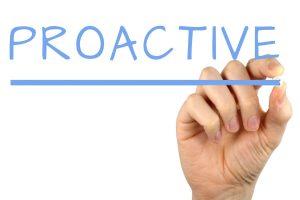PELATIHANProaktif Di Tempat Kerja
