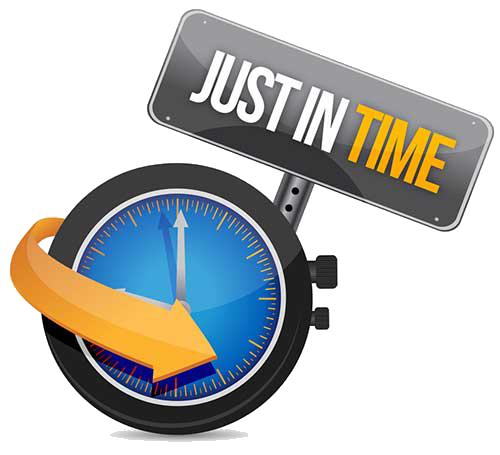 PELATIHANSTRATEGI PENINGKATAN PRODUKTIVITAS MELALUI JUST IN TIME (JIT)