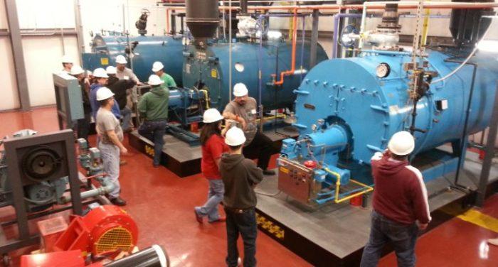 PELATIHAN dan Sertifikasi Operator Boiler kelas 1