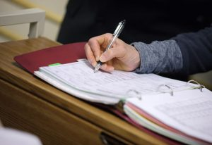 Sistem Pengarsipan Record dan Penulisan Laporan