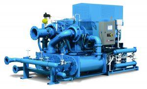 Training Aerodynamics Performance of Centrifugal Compressors