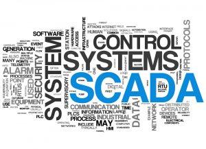 Jaringan Distribusi dengan SCADA