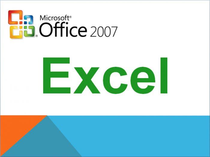 Pelatihan Basic Microsoft Office Excel 2007