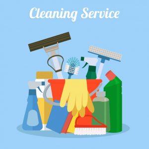 STANDAR CLEANING SANITASI