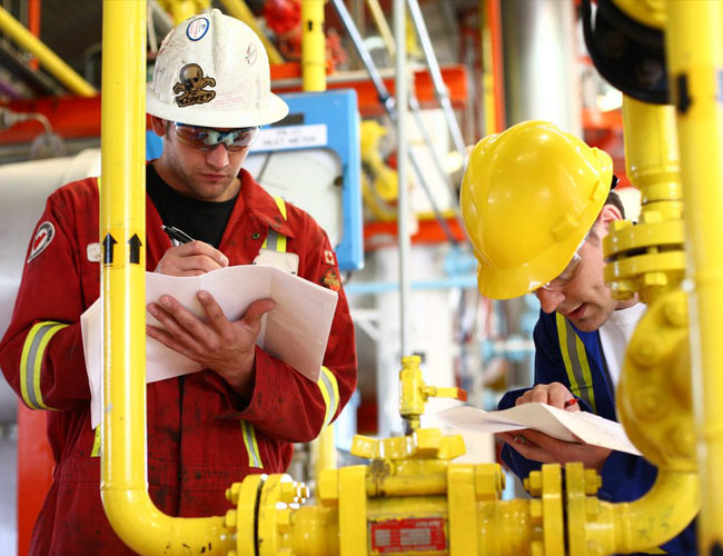TRAINING BASIC HSE FOR OIL AND GAS