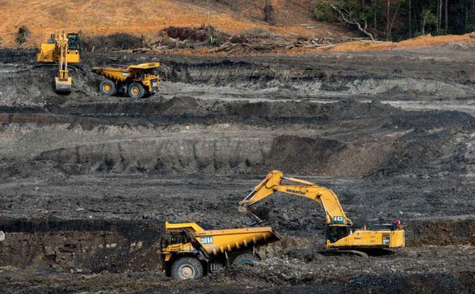 Pelatihan Coal and Mineral Mining Law