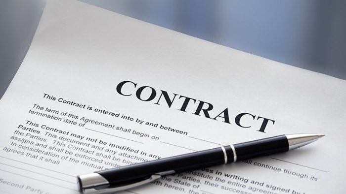 Training Contract Management and Effective Negotiation