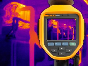 PELATIHAN INFRA RED THERMOGRAPHY