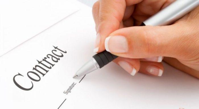 PELATIHAN Klausa Kontrak untuk pengadaan