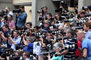 Pelatihan Facing The Media