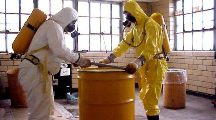 Pelatihan Hazardous Material Handling - Penanganan Bahan Berbahaya dan Beracun (B3)