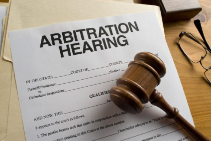 Pelatihan Hukum Arbitrase Komersial