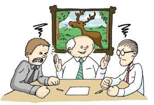PELATIHAN MENGELOLA KONFLIK DAN PENANGANAN ORANG KERAS KEPALA