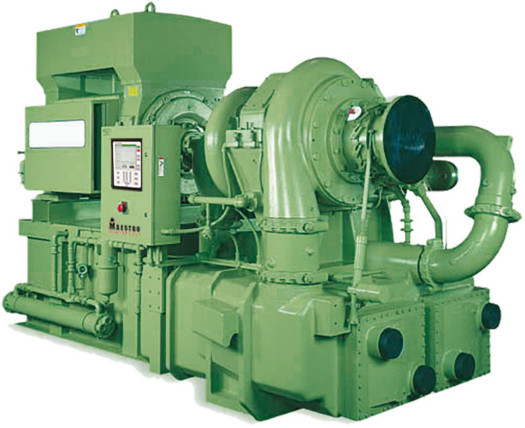 Centrifugal Gas Compressors ( Anti Surge Control)