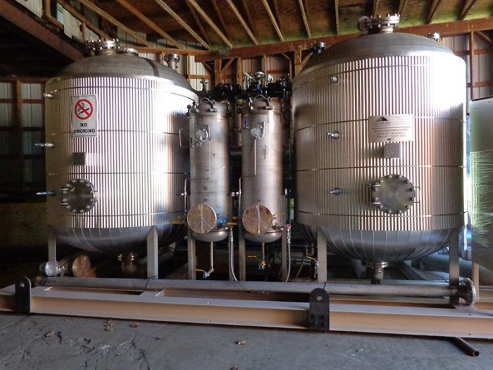Gas Handling, Conditioning and Processing Facilities