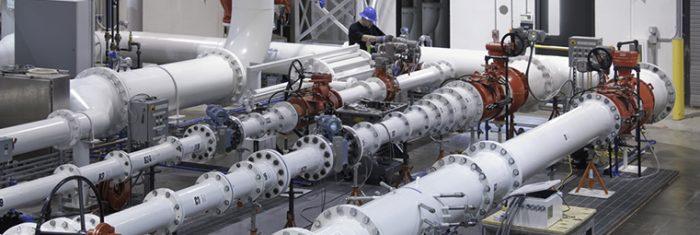 Gas & Liquid Metering System