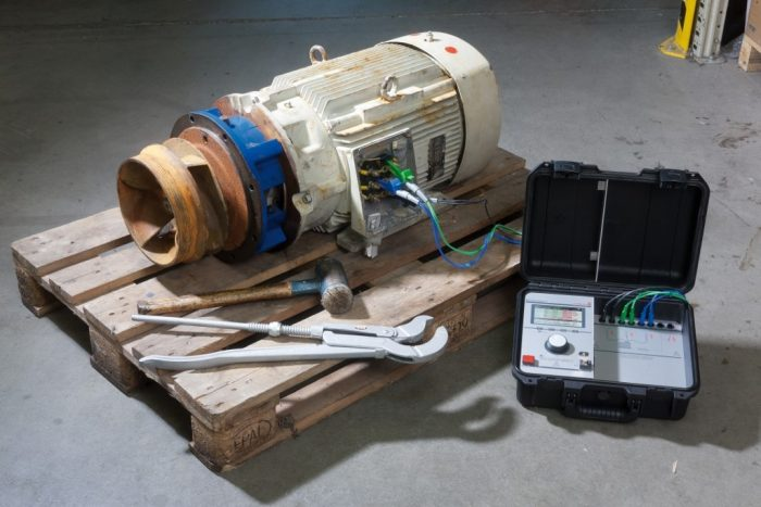 Training ADVANCED ELECTRICAL MOTOR (Operation Maintenance Troubleshooting and Failure)