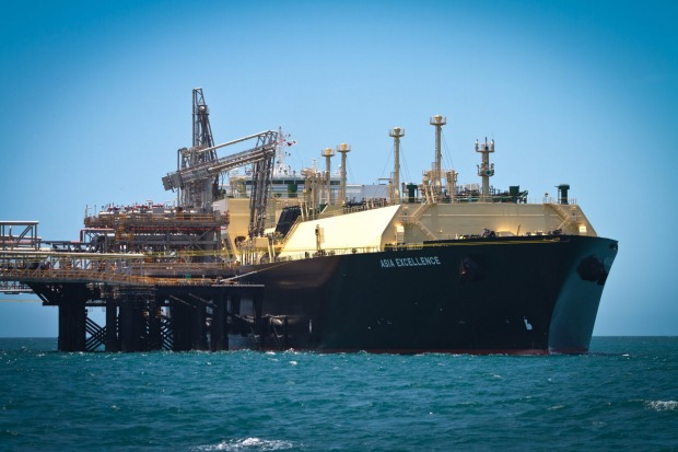 Training LNG Industry