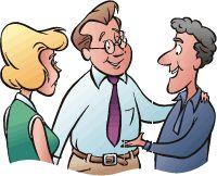 Kepribadian yang Kuat untuk Komunikasi Interpersonal yang Dinamis